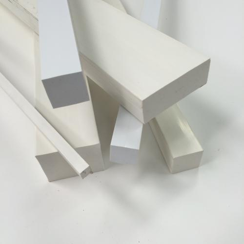 PVC RECTANGLE BLANC